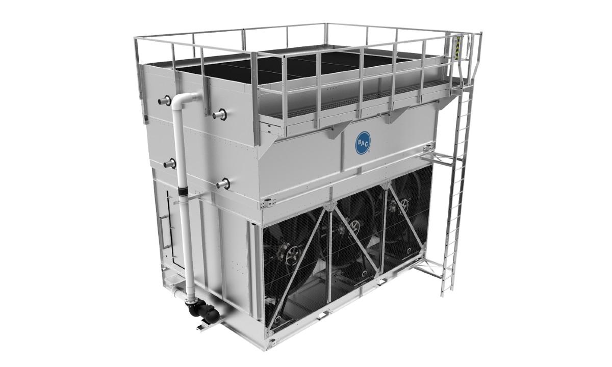 BAC Vertex evaporative condenser