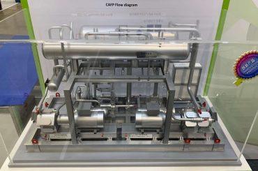 YORK CO2/Ammonia Modular Package