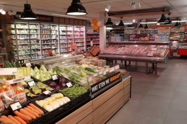 COOP Compact store in Delft, Netherlands