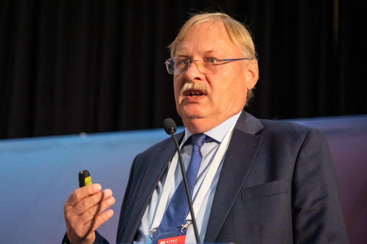 Marek Zgliczynski, Chair of the IEC IEC/SC61C subcommittee
