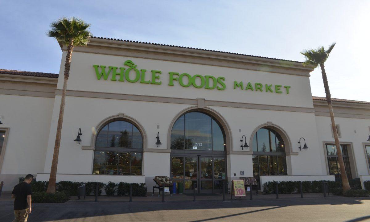 Santa Clara, Calif., store with R290/CO2 cascade system