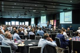 Future of HVAC 2019 conference. Photo: AIRAH