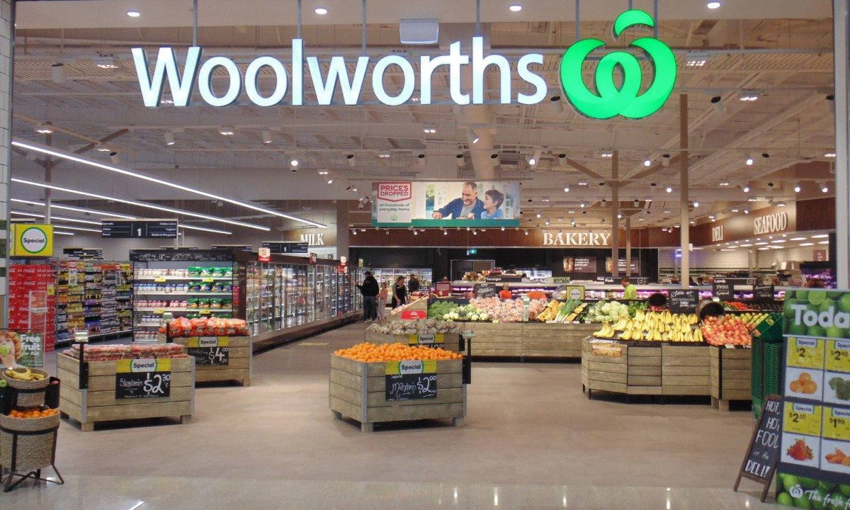Woolworths' first transcritical CO2 store in Colebee, NSW.