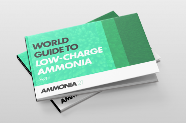 "shecco's ""World Guide to Low-Charge Ammonia"" Part II is out!"