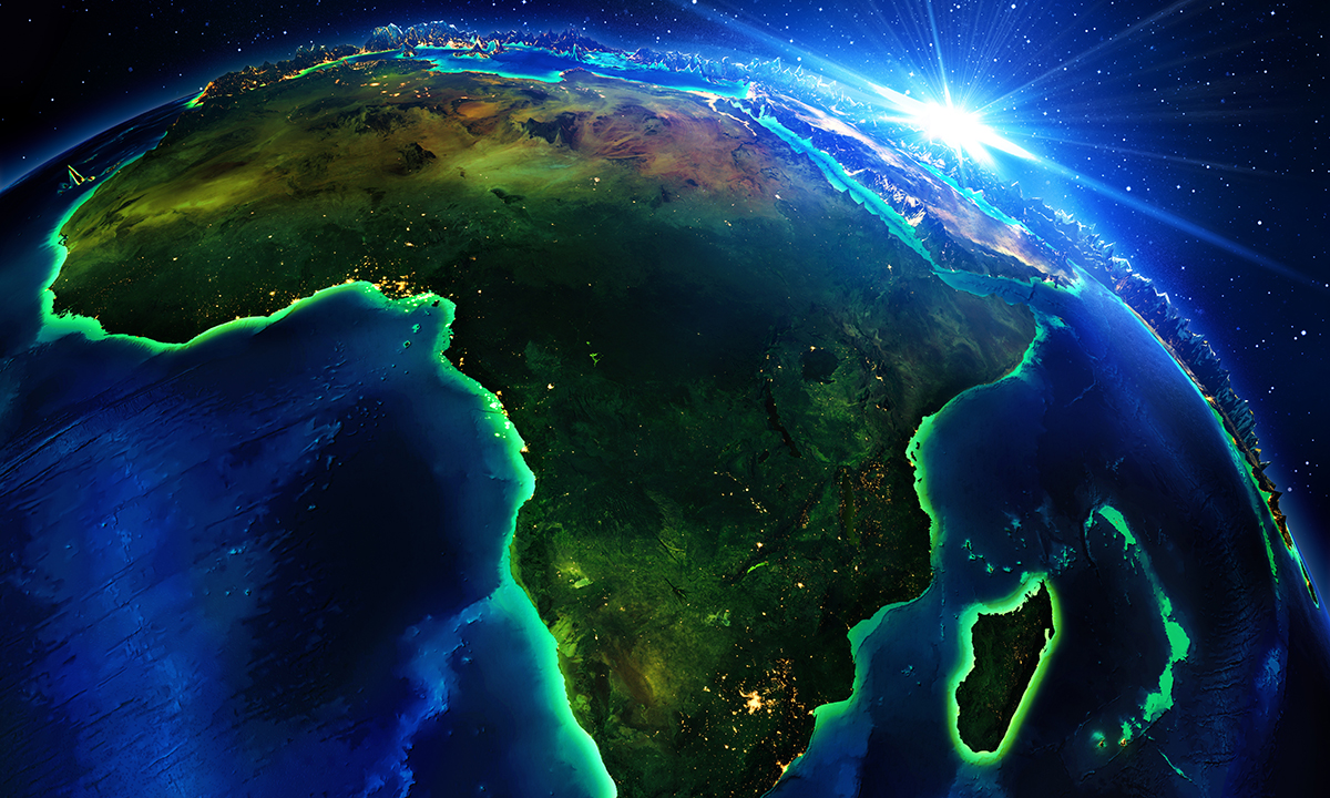 The African Ministerial Conference on the Environment happened in November.