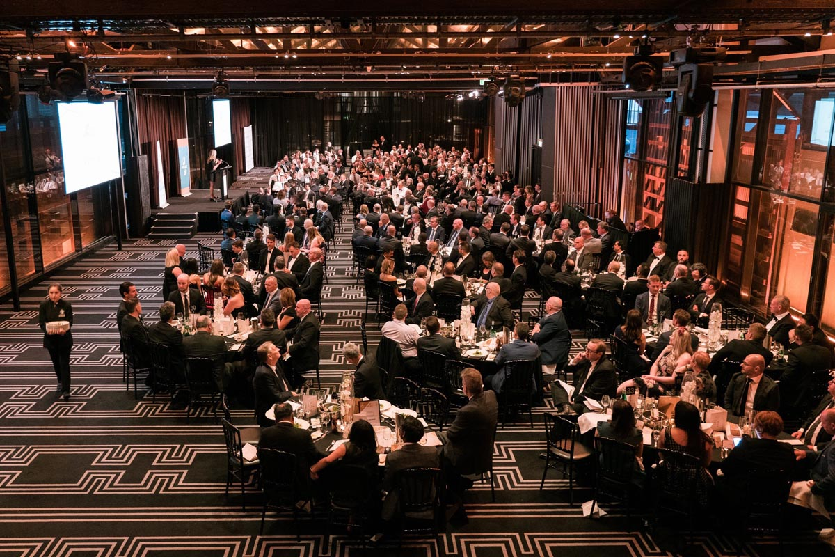 The AIRAH Awards took place in Sydney on November 14.
