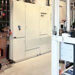 Fresh Choice Papamoa's refrigeration system.