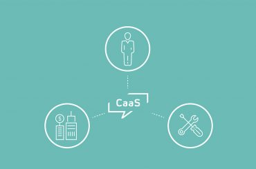 CaaS offers a pay-per-service model