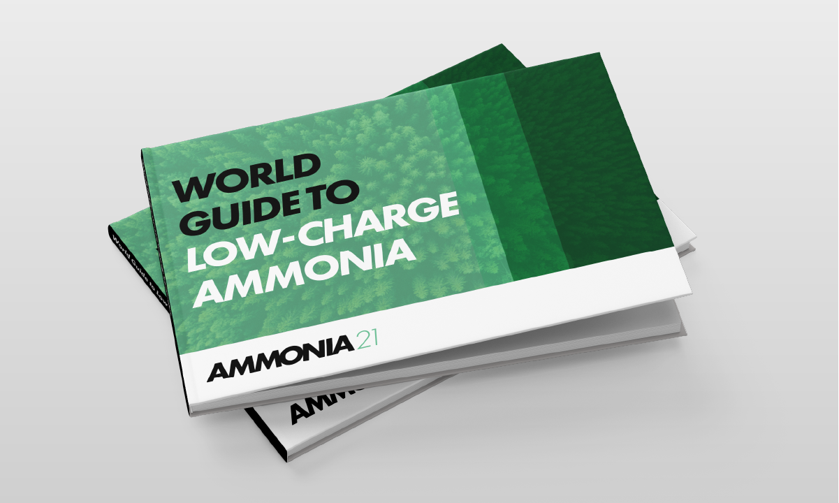 "The full ""World Guide to Low-Charge Ammonia"" is now available for download."