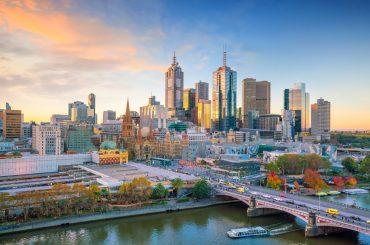 Melbourne, Australia. © Wasin Pummarin/ 123RF.com