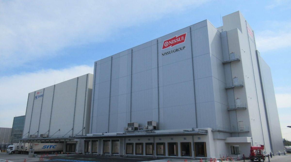 Nissui's Osaka-Maishima Logistics Center