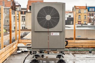 Auer R290 heat pump