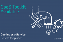 Cooling as a service toolkit