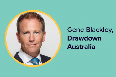 Gene Blackley, Drawdown, ATMOsphere Australia