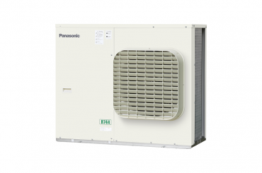 Panasonic's new 4HP outdoor CO2 condensing unit