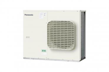 Panasonic's new 4HP outdoor CO2 condensing unit