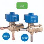 Castel CO2 solenoid valves