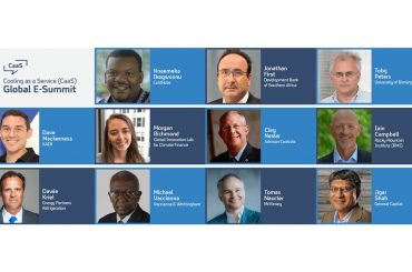 Some of the confirmed speakers for the upcoming CaaS E-Summit.