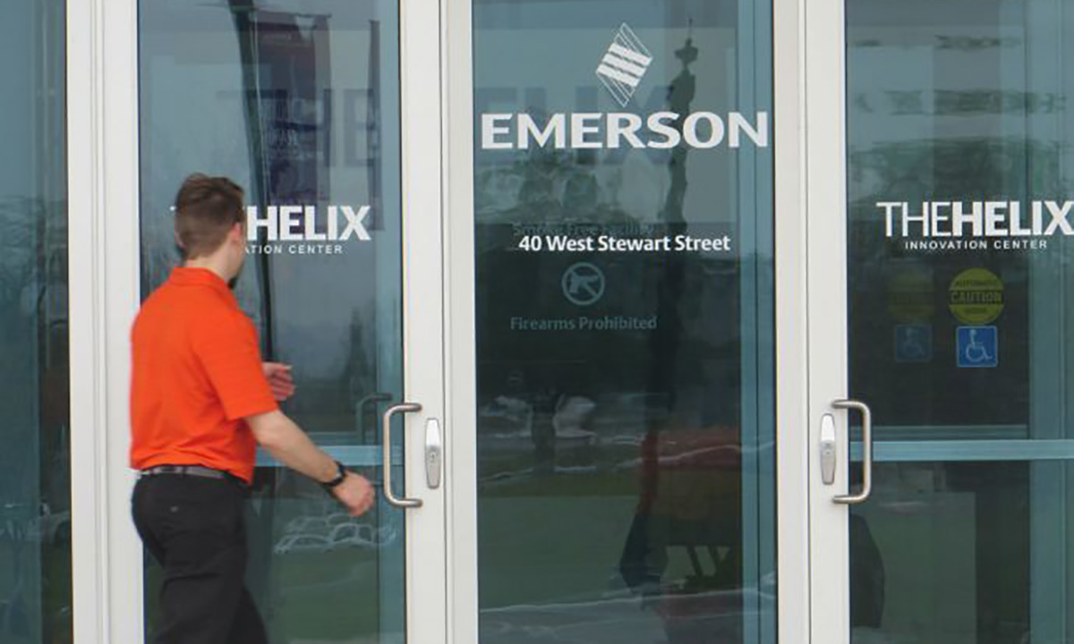 Emerson Helix Innovation Center