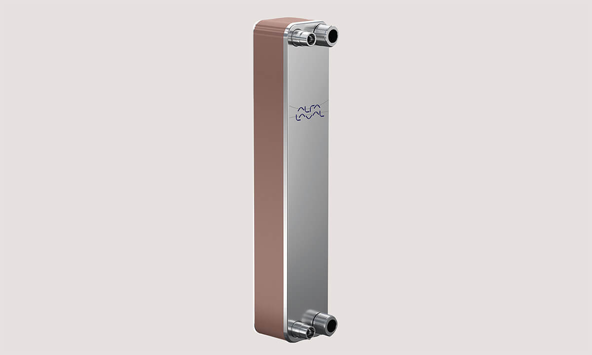 Alfa Laval CB24 heat exchanger