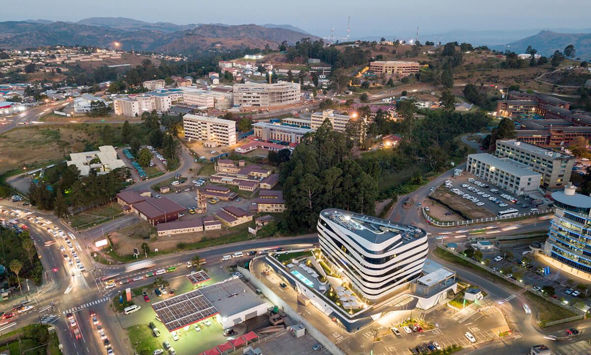 Mbabane capital of Eswatini Swaziland ratifies Kigali