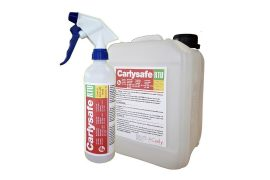 Carlysafe RTU disinfectant for refrigeration and HVAC