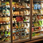 Supermarket cases
