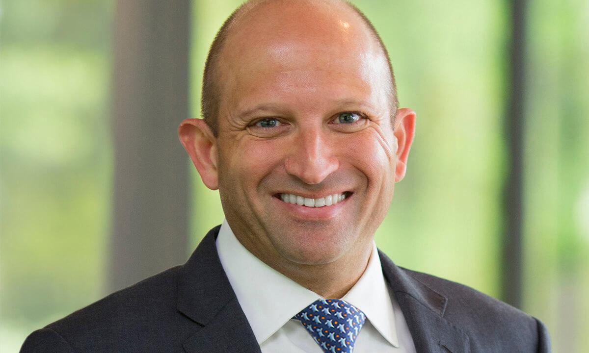 Lal Karsanbhai, new CEO of Emerson