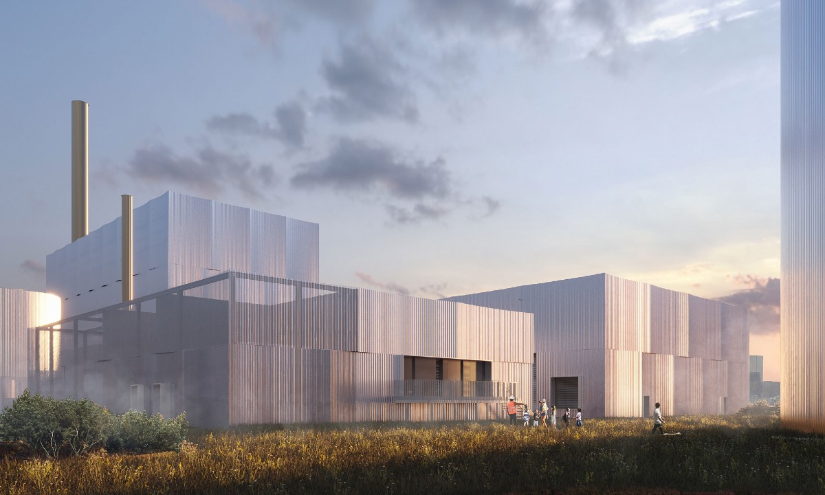 MAN CO2 heat pump soolution to be installed in Esbjerg